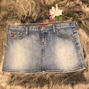 Guess | Denim Mini Skirt